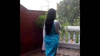Smita Roy sings Rim Jhim Gire Sawan