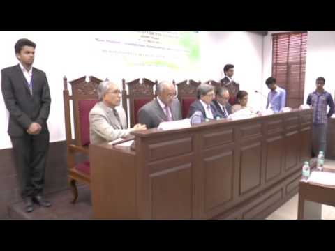 Semifinal Round of First Prof. N. R. Madhava Menon SAARC Mooting Competition 2016PART 7