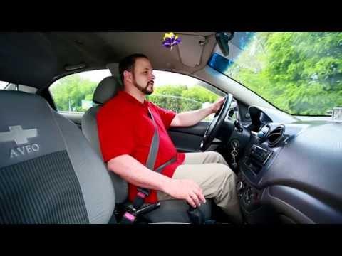 Как трогаться на машине с механической