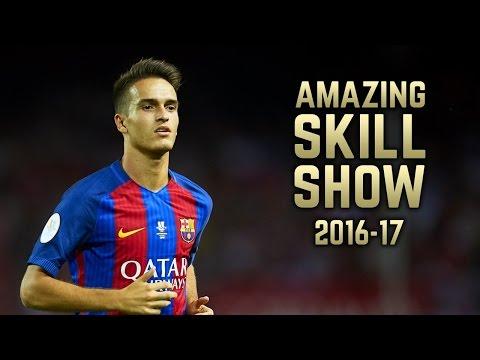 Denis Suárez 2016-17 | Amazing Skill Show
