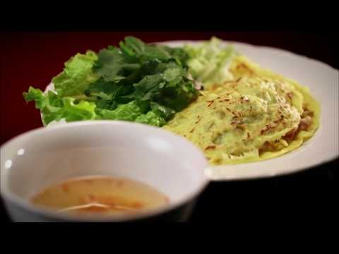 Vietnamese Pork & Prawn Pancakes | Recipe of the Week Brought To You By Coles | MKR Always Open
