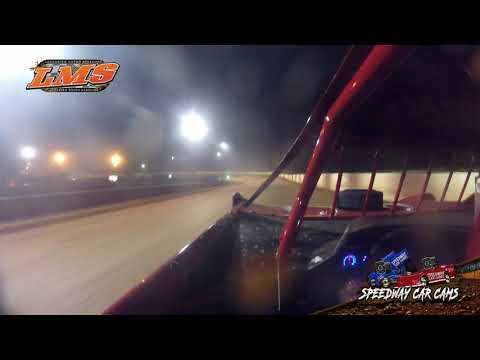 #12 Cody Cabbage - Crate - 3-7-20 Lancaster Motor Speedway - In-Car Camera