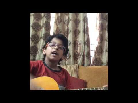 BAHUBALI SONG ON GUITAR!!!!!!!!!!