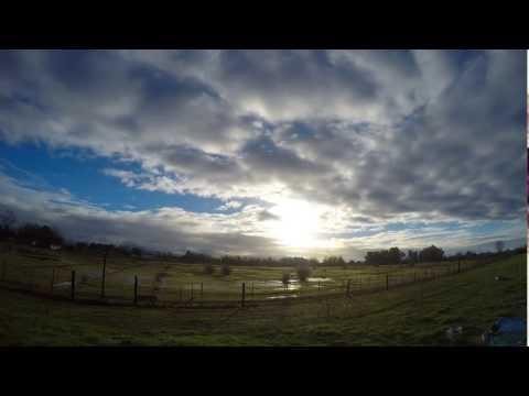 2K GoPro DSLR Clouds Timelapse
