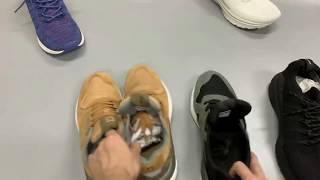 Xiaomi Mijia Genuine Leather Retro Sport Running Shoes 3 Unbox Youtube