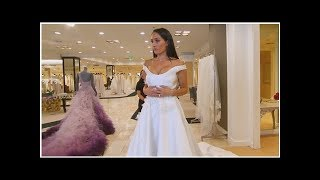 Nikki Bella Didn't Feel Right Trying on Wedding Dresses Prior to John Cena Split | Entertainment ...