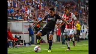 Apertura 2017 | Necaxa vs Cruz Azul (Resumen)