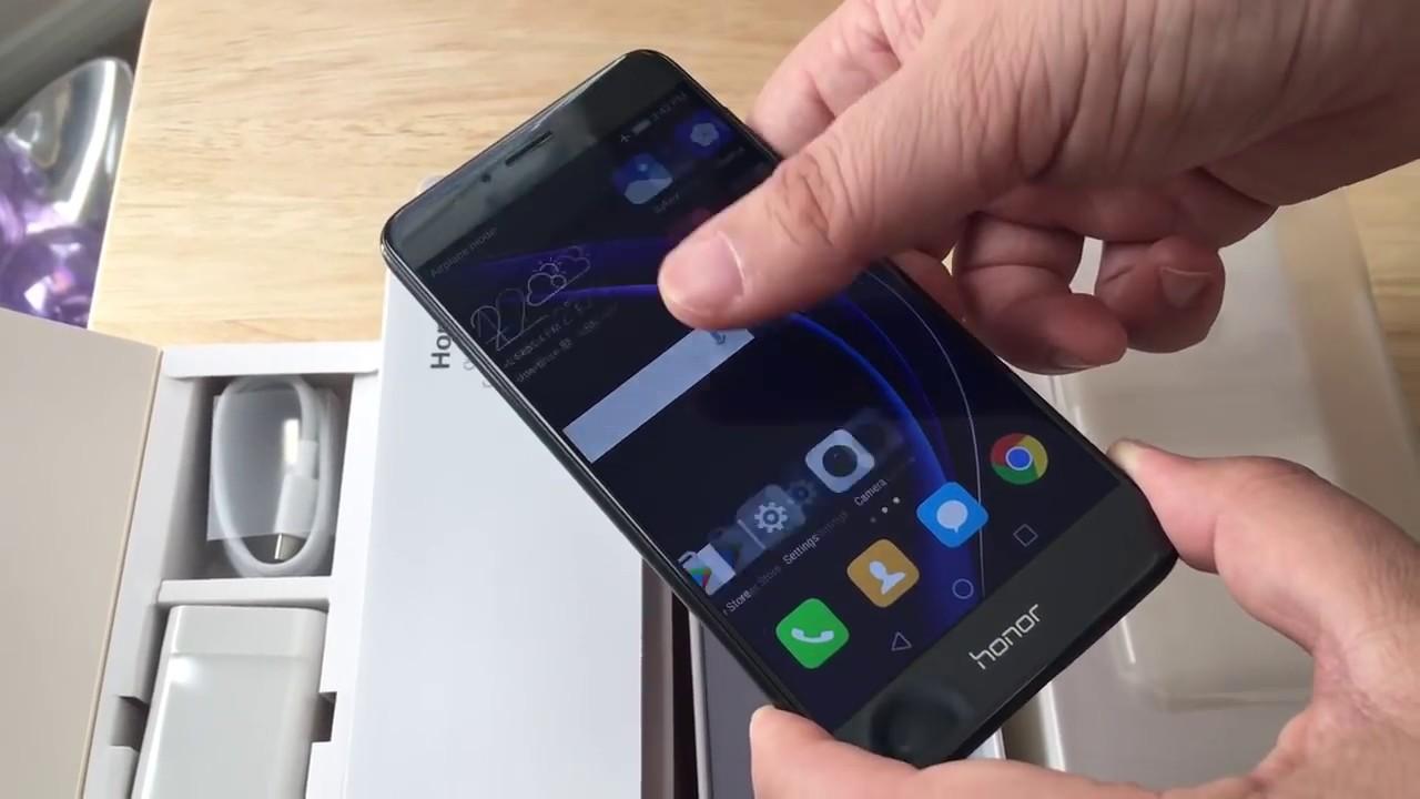 "Ponsel Honor bakal dijadikan ""kelinci percobaan"" oleh Huawei untuk mengaplikasikan system operasi buatannya sendiri yang diharap bakal gantikan Anroid Google. (Gambar dari: https://www.youtube.com/watch?v=oEnU_oXOykc)"