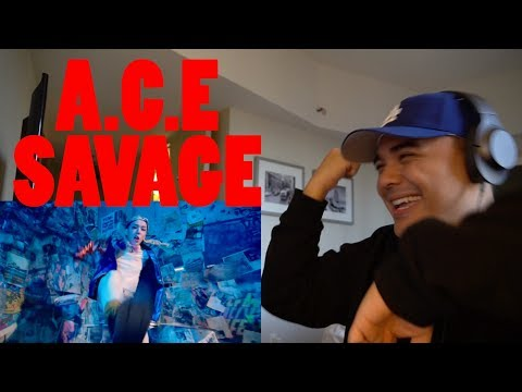 A.C.E (에이스) - 삐딱선 (SAVAGE) M/V Reaction | OOOH THEY HITTIN DIFFERENT!
