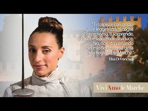 #ViviAmoleMarche - Spot Rai con Di Francisca, Martone, Cedroni