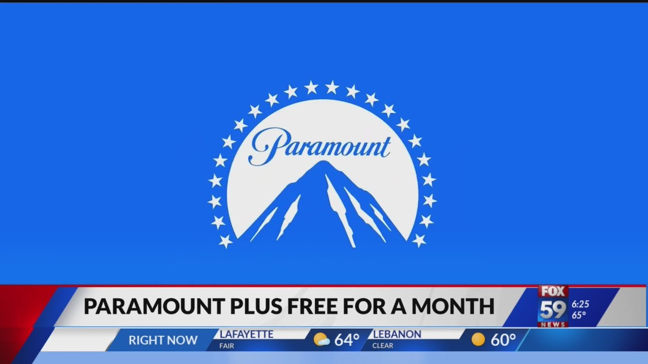 Paramount Plus is offering a free one-month trial: Here's how to sign ...