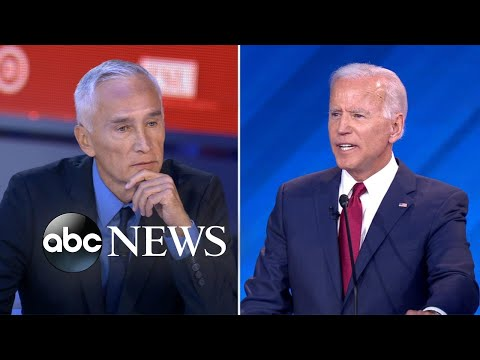 Democratic Candidates Debate: Addressing Immigration And Equality L ABC News