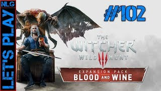 Let S Play The Witcher 3 Wild Hunt Blood Wine DLC 102 Of Sheers And A Witcher I Sing