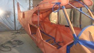 part 1 building a dream the alaska airmen 2016 super cub raffle plane