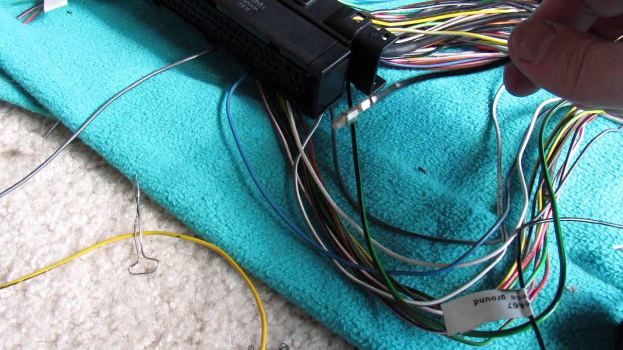maxresdefault saab c900 t5 conversion extending wiring harness youtube t5 wiring harness for a 5.0 at soozxer.org