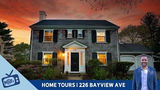 NSTV Home Tours | 226 Bayview Ave, Warwick, RI 02818