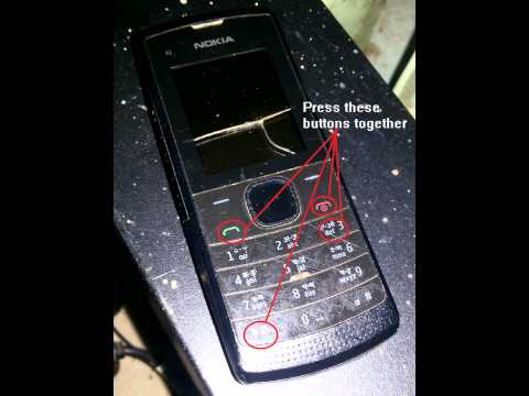 How to hard reset Nokia X1-01 in few seconds