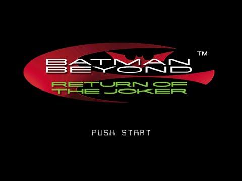 Nintendo 64 Longplay [025] Batman Beyond: Return of the Joker