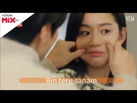 Bin Tere Sanam - Korean mix Hindi song​ - heart touching song