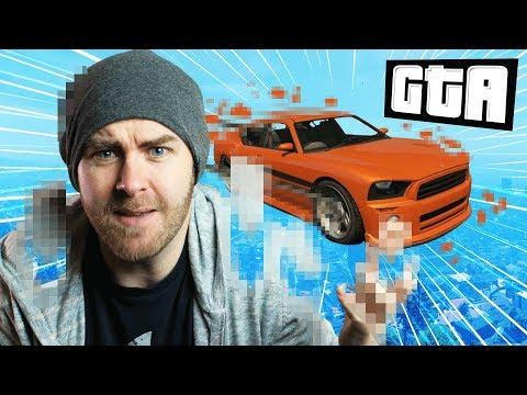 GLITCHIEST RACE | GTA 5 Races