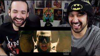 BATMAN V SUPERMAN Comedy Recap (HISHE Dubs) REACTION!!!