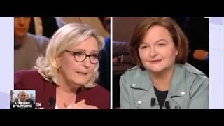 SMIC A 36€ ??? D'Apres Marine Le Pen !!! #marinelepen #rassemblementnational #fn