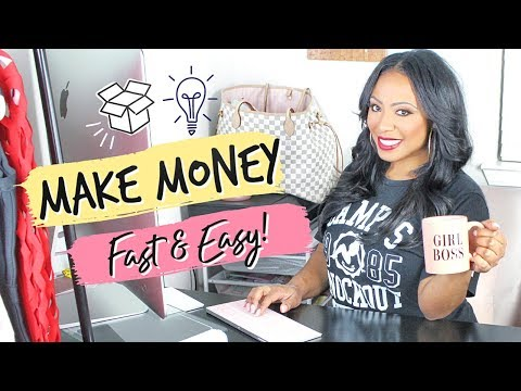 BEST WAY TO MAKE MONEY ONLINE AS A BROKE BEGINNER (WORKING 2019)