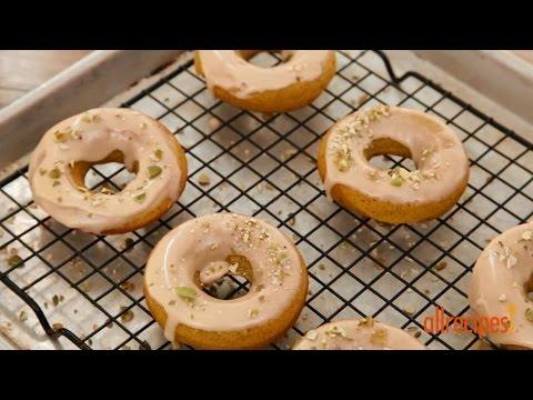 How to Make Maple Pumpkin Doughnuts | Doughnut Recipes | Allrecipes.com