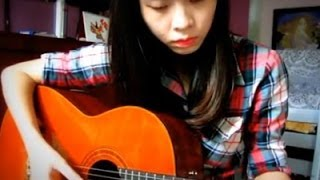 Tìm Em [guitar cover] by Cute Girl