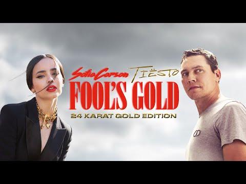 Sofia Carson & Tiesto - Fool's Gold