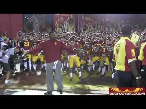 USC seniors honored against UCLA and Willie McGinest suits up