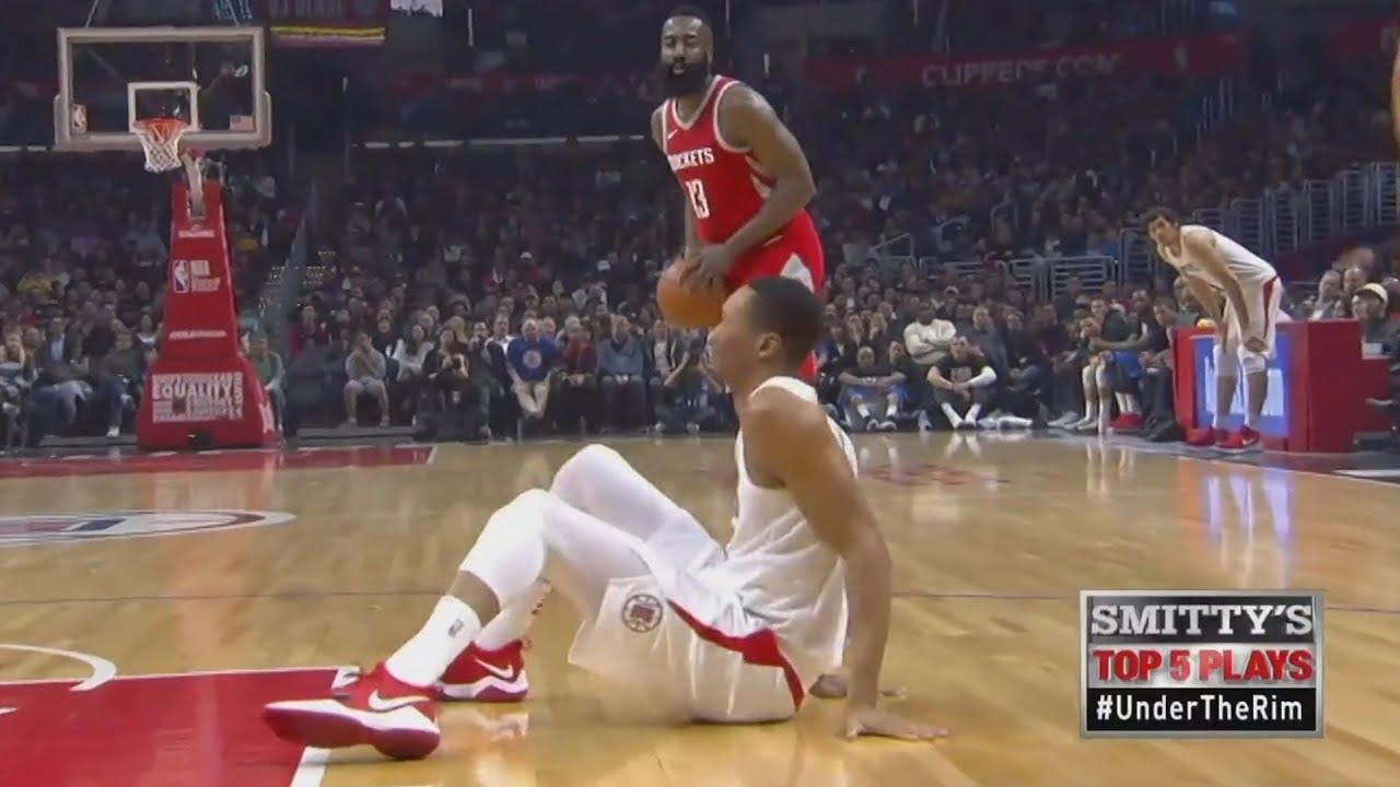 981b5ab6b669 James Harden Got Johnson Leaning! Rockets 14 Game Win Streak! 2017-18 Season