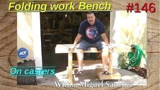 146 Folding workbench