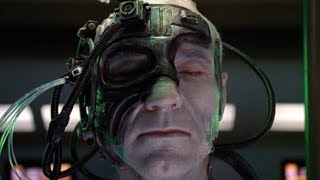 The Messed Up Truth About The Borg From Star Trek