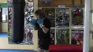 How to punching combination