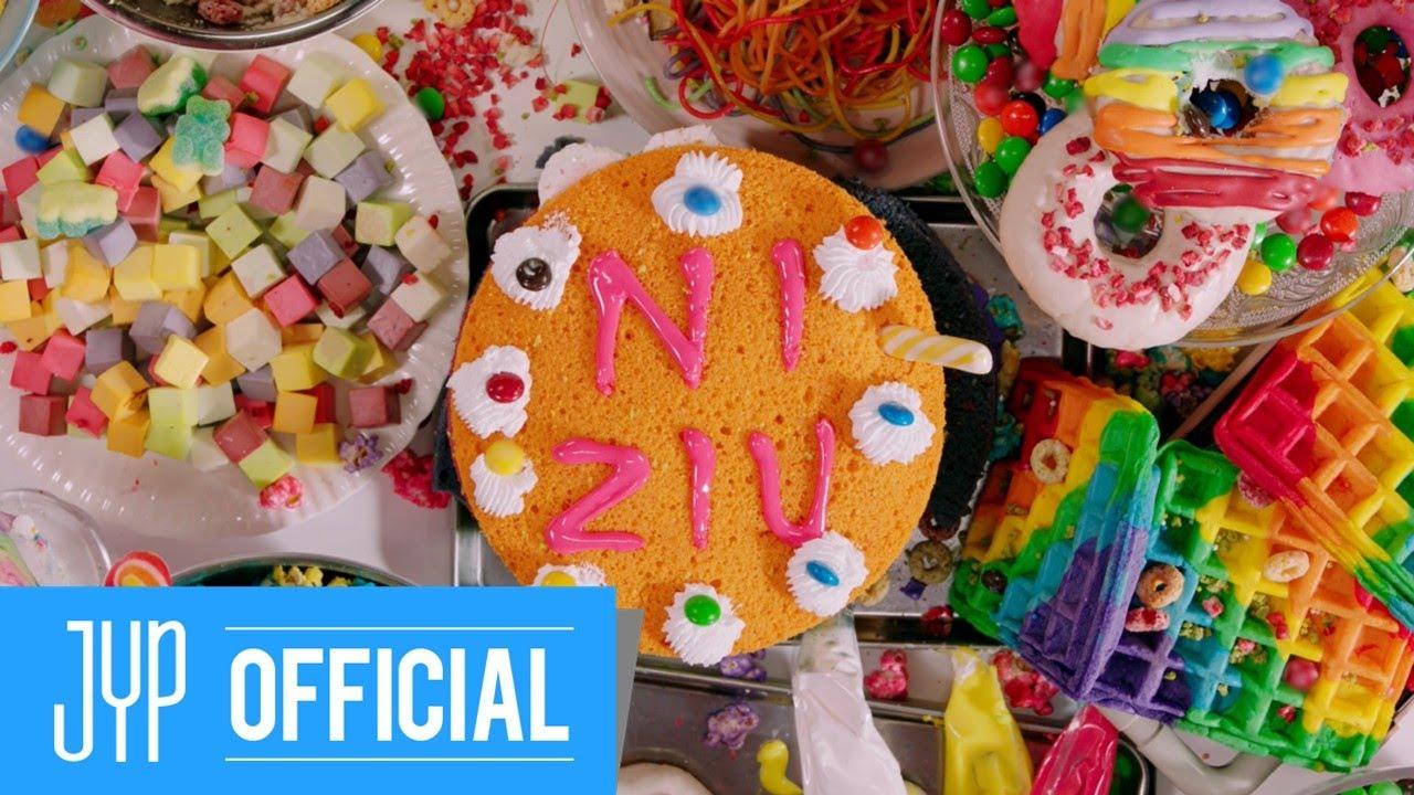 """NiziU """"Poppin' Shakin'"""" MV Teaser"""