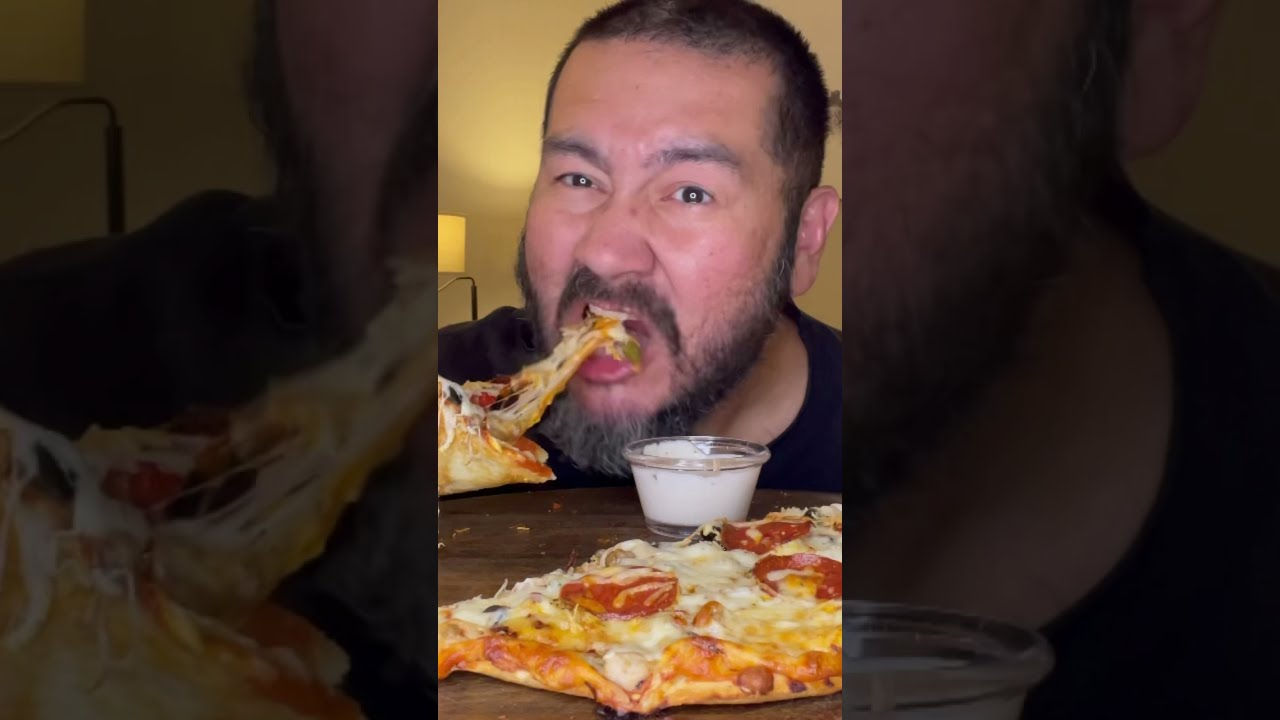 New pizza video got me in my feels 🍕😭