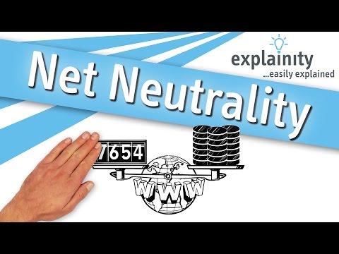 Net Neutrality easily explained (explainity® explainer video)