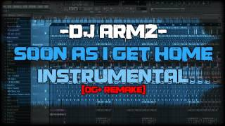 2pac soon as i get home instrumental og vibe dj armz