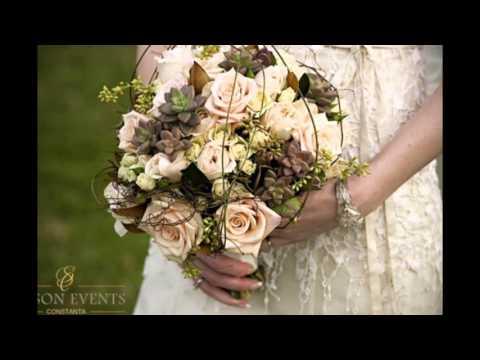 Decoratiuni nunti Constanta, aranjamente Constanta - 0762649069
