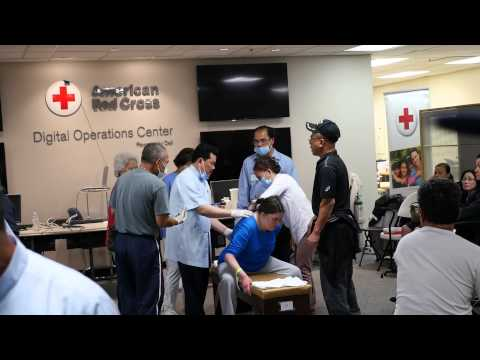 Luong Y Vo Hoang Yen Tri Benh Tai Amercan Red Cross 14.5.2015 .3;16PM