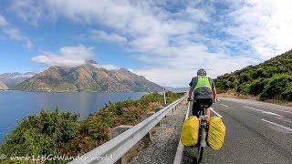 New Zealand:  Cycling the South Island