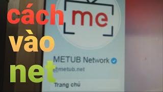 Gambar cover CÁCH XIN VÀO METUB NETWORK ĐƠN GIẢN NHẤT-SỬA XE ĐẠP ĐIỆN