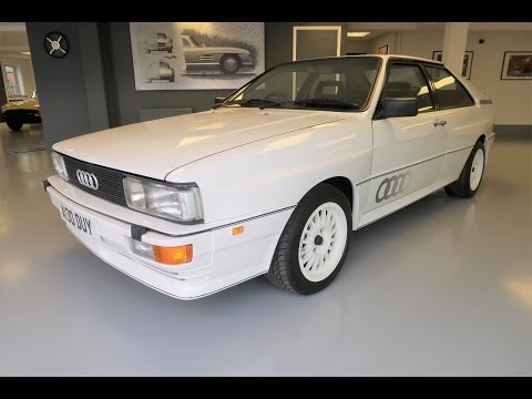 SOLD - 1984 Audi UR Quattro 2dr For Sale in Louth Lincolnshire