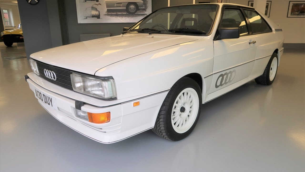 sold 1984 audi ur quattro 2dr for sale in louth. Black Bedroom Furniture Sets. Home Design Ideas