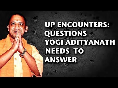 NL Cheatsheet: UP Encounters - Some Questions Yogi Adityanath Needs To Answer