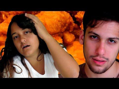 Las Chicas de Verdad nos Gusta el Pollo Frito - Andrea Maramara ft. Ramses Hatem