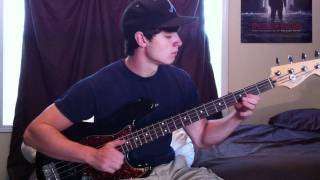 Red Hot Chili Peppers - Storm in a Teacup Bass Cover