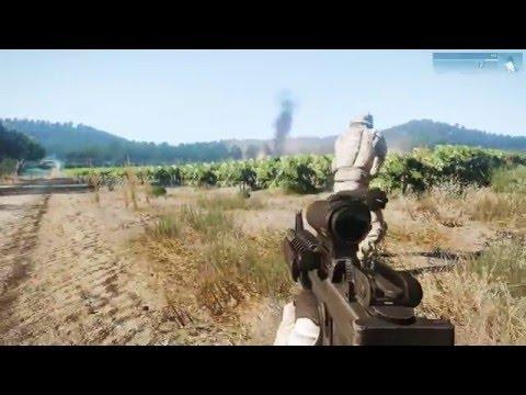Остров Porquerolles для ARMA 3