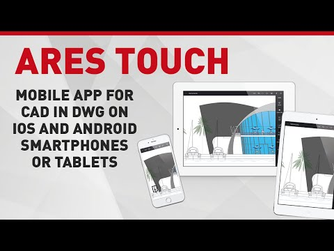 ARES Touch: DWG For Pc - Download For Windows 7,10 and Mac